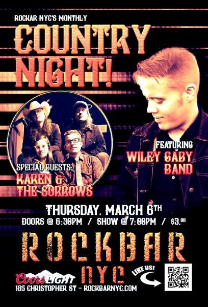 Rockbar Poster